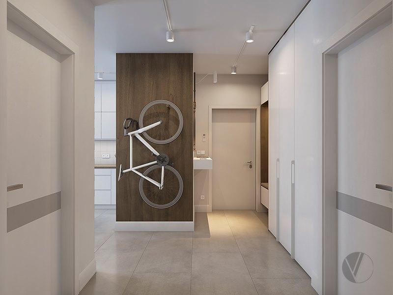 Дизайн холла и гардеробной